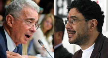 image for Uribe quiere engañar con jugaditas   Ivan Cepeda