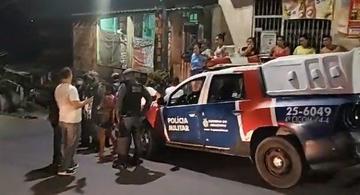 image for Vitíma de homicídio tenta fugir mas criminoso alcançam