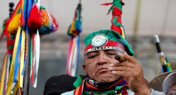 image for Razones  de enviar comisión al Cauca mientras la Minga está en Bogotá