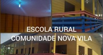 image for Escola está sendo construida na comunidade de nova vila