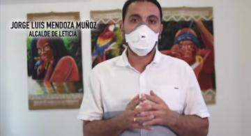 image for Prefeito de Letícia acusa Bolsonaro pelo aumento de coronavirus