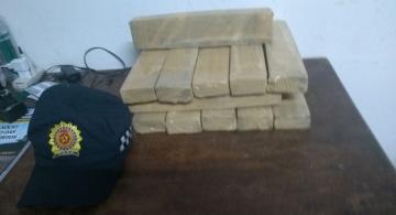 image for Polícia Militar apreende carregamento de droga em ônibus que seguia para Itaituba