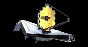 image for Telescopio James Webb  en órbita