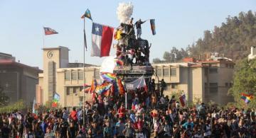 image for Chile celebra concierto por la dignidad tras 8 semanas de crisis