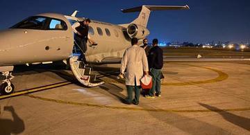 image for Força Aérea Brasileira realizou uma missão de transporte de órgão