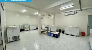 image for Punto de almacenamiento y acopio para las vacunas Sinovac