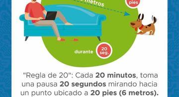 image for Recomendaciones del Minsa para cuidar tu salud ocular