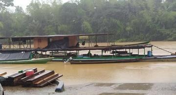 image for Desbordamientos de Río Orteguaza a su paso por el sector de Puerto Arango