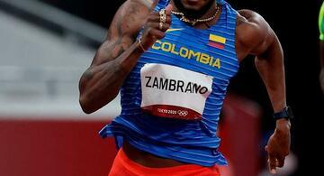 image for Anthony obtuvo la medalla de plata en los 500 metros planos