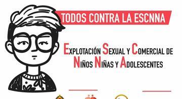 image for Contra la Explotación Sexual Comercial de Niñas y Niños