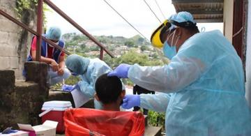 image for Casos de Covid-19 en Guainía aumentaron en 326 % en menos de un mes