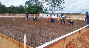 image for Governo do Amazonas inicia construção do primeiro hemonúcleo