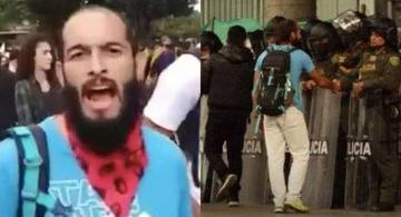 image for Lucas Villa estudiante baleado el lunes muere