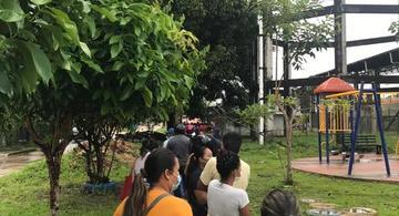 image for Vacunación en el Municipio de Leticia avanza