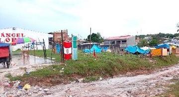 image for 23 familias decidieron tomar un terreno comunal