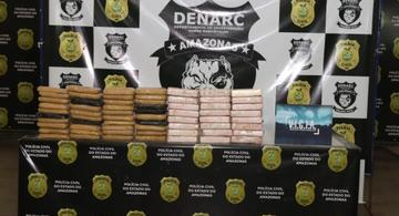 image for Polícia Civil apreende 70 quilos de drogas