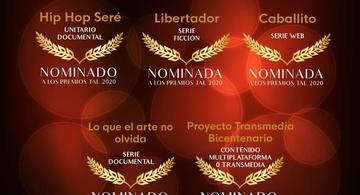 image for Canal Trece con mayor número de nominaciones en los Premios TAL