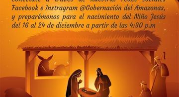 image for Novenas de aguinaldos se realizará de forma virtual