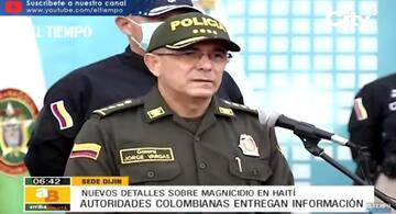image for Colombianos planeaban arrestar al presidente de Haití