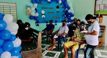 image for Atividades alusivas ao Novembro Azul com diversas ações