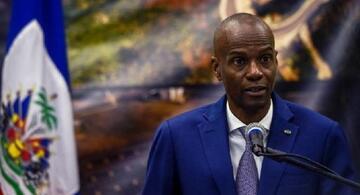 image for Presidente de Haití es asesinado en su vivienda