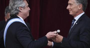 image for Alberto Fernández asume como presidente de Argentina