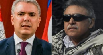 image for Duque espera que la Procuraduría suspenda posesión de Jesús Santrich