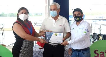 image for 105 empresas loretanas reciben sello internacional