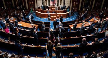 image for Congreso de EE UU ratificó la victoria del demócrata Joe Biden