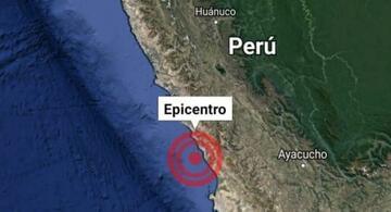 image for Sismos de mediana magnitud se registraron hoy en el distrito de Chilca