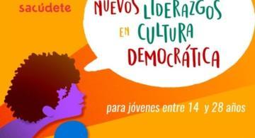 image for Diplomado / Escuela de nuevos liderazgos en cultura democrática