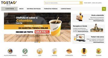 image for Tostao' Café & Pan lanza su tienda virtual en Colombia