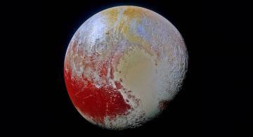 image for Plutón podría mantener un océano líquido interno