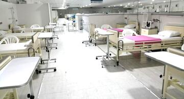 image for Hospital Modular fue reabierto para la atención de los pacientes
