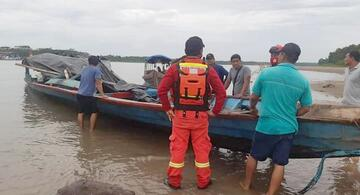image for Once personas fallecidas y 9 desaparecidas tras naufragio