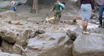 image for Desbordamiento de río en Tolima deja siete muertos y ocho desaparecidos