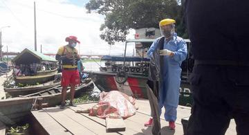 image for Policía de salvataje encuentra cuerpo de trabajador desaparecido