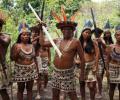 Tribus de indigenas Amazonas