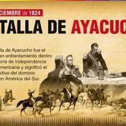 image for Aniversario de la Batalla de Ayacucho