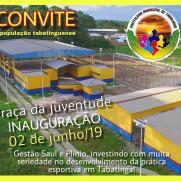 image for Inauguração da Praça da Juventude profª Francilane Maria da Silva