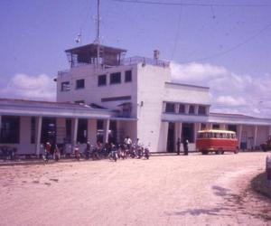 Aeropuerto leticia hace 47 años
