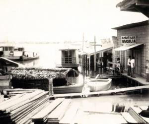 Puerto en el año 1973