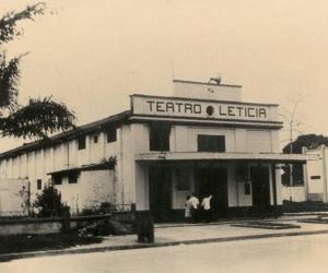 Teatro de Leticia