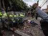 image for Disturbios y  protestas en el país tras muerte ocasionada por policía