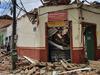 image for Desplome de techo dejó cinco personas lesionadas   Ciudad Bolívar