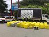 image for Incautan cargamento de droga transportado en un camión