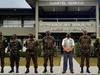 image for Brigada das Missões recebe comitiva de autoridades militares
