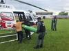 image for Governo usa  helicópteros para levar oxigênio para municípios do interior