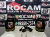 image for Polícia Militar detém adolescente em posse de armas e munições