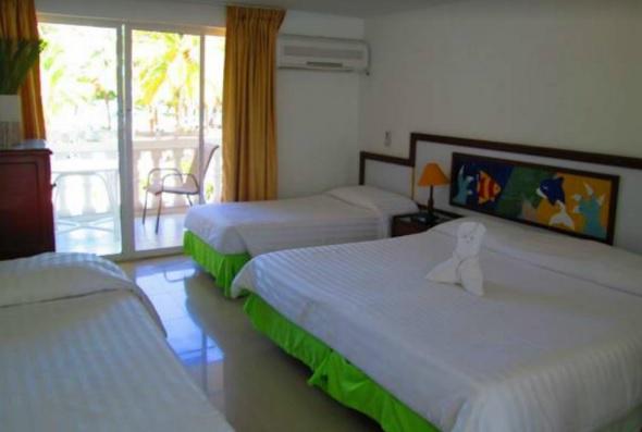 Habitacion del hotel